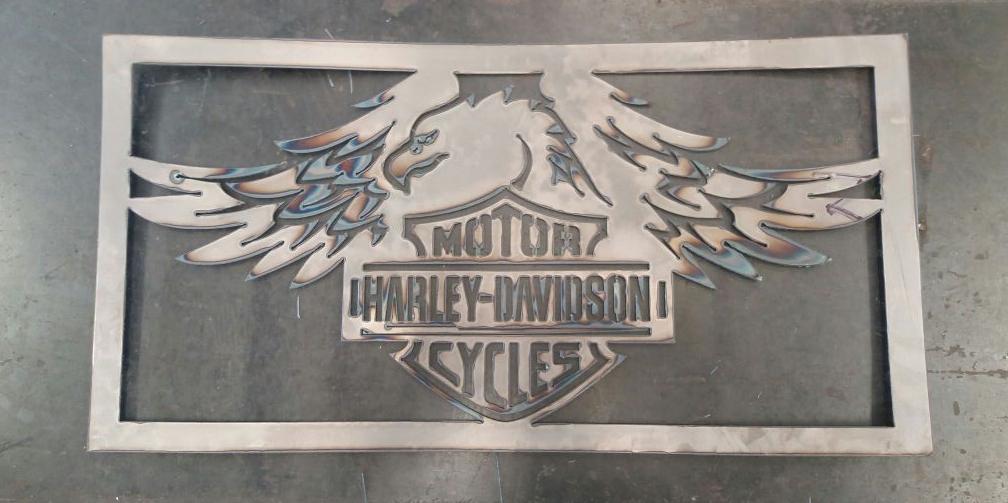 arte-metal-cali-logo-harley-davidson